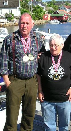Gunnar og Wenche